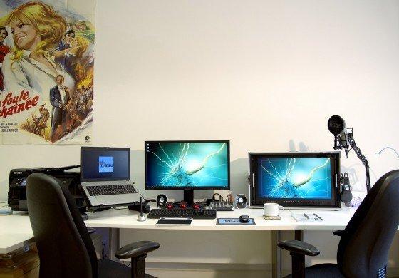 Advanced Edit Suites for Hire