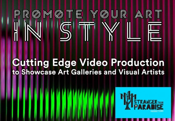 Promote Your Art In Style